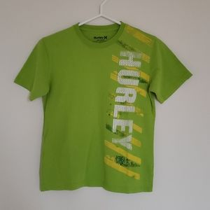 Hurley Boys Green T-Shirt